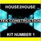 House 2 House Tek Construction Kit Number 1