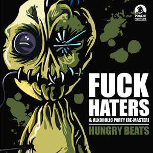 Hungry Beats - Pnr Digital 005 Fuck Haters  (Prague Nightmare Records)