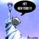 Ian Credible Hey New York