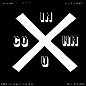 Inconnu - Black Prints (Trin Records)