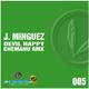J. Minguez Devil Happy
