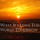 Jannes-T- What If I Leave This World Tomorrow
