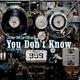 Joe Martinez You Don't Know(Club Mix)