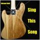 Johann Kehl Sing This Song