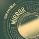 John Daybreak Mirror