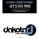 Joseph Christopher Let's Do This: 20th Anniversary Remastered Edition
