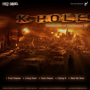 K-Hole - Destruction of Civilization (Sounds Diabolic)