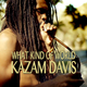 Kazam Davis What Kind of World