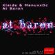 Klaide & Manuxx Dc At Baron