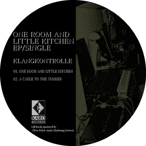 Klangkontrolle - One Room and Little Kitchen  (Karo-Records)