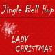 Lady Christmas Jingle Bell Hop