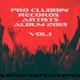 Levent Er Pro Clubbin' Records Artists Album 2013 Vol.1