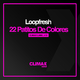 Loopfresh 22 Patitos de Colores