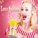 Love System Popcorn