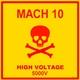Mach 10 High Voltage 5000v