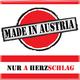 Made in Austria Nur a Herzschlag