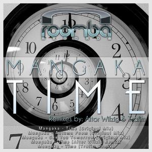 Mangaka - Time (Roomba Records)