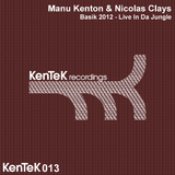 Basik 2012 Live in Da Jungle by Manu Kenton & Nicolas Clays mp3 download