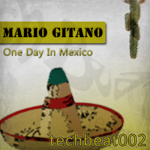 Mario Gitano - One Day in Mexico (Tech Beat Records)
