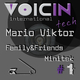 Mario Viktor Family & Friends