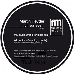 Martin Heyder - Multisurface (Fullscale Music)