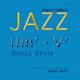 Martin Stolz IIm7-V7 Bossa Style(Jazz Improvisation - Playalong in All Keys)