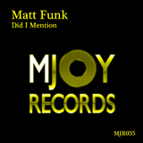 Did I Mention by Matt Funk mp3 downloads