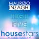 Maurizio Inzaghi High Five