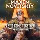 Maxim Novitskiy - Let's Come Together(MN Disco Funky Mix)