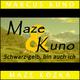 Maze & Kuno (Marcus Kuno / Maze Kozka) Schwarz-Gelb Bin Auch Ich