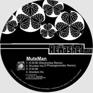 Muteman -  H.W. 06 (Rewashed Ldt)