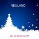 Neuland Wo ist Weihnacht?