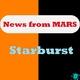 News from Mars Starburst