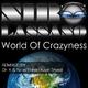 Niro Lassano World of Crazynees(Remixes)