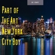 Part of the Art New York City Boy