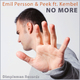 Persson & Peek feat. Kembel No More