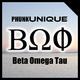 Phunk Unique Beta Omega Tau