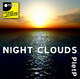 Piet P Night Clouds
