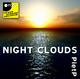 Piet P Night Clouds