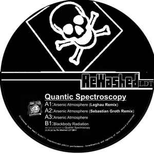 Quantic Spectroscopy - Arsenic Atmosphere  (Rewashed Ldt)