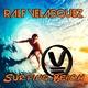 Ralf Velasquez - Surfing Beach