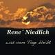 René Niedlich Was vom Tage bleibt
