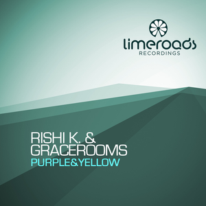 Rishi K. & Gracerooms - Purple & Yellow (Limeroads)