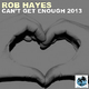 Rob Hayes Cant Get Enough 2013