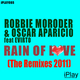Robbie Moroder & Oscar Aparicio Feat Evirto Rain of Love (The Remixes 2011)