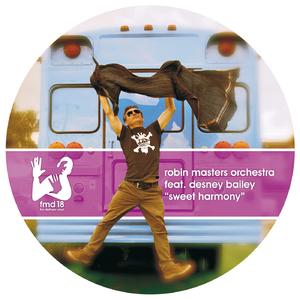 Robin Masters Orchestra feat. Desney Bailey - Sweet Harmony (FM Digital)