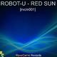 Robot-U Red Sun
