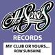 Row Sunshine My Club or Yours