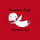Roxanna Red Christmas Angel