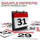 Sample Rippers Every Single Day